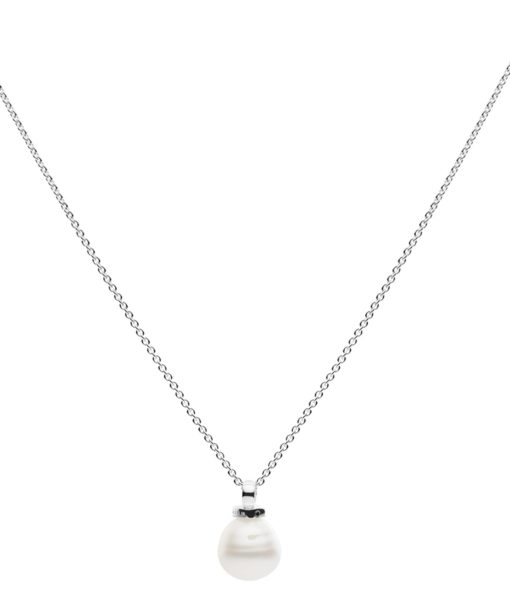 265000_Silver_Geometric Pearl Necklace