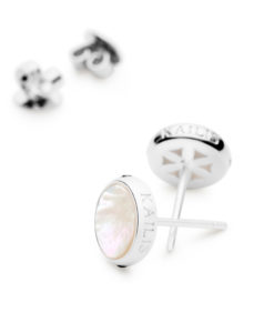 267020_Silver_Reflection Stud Earrings_Small