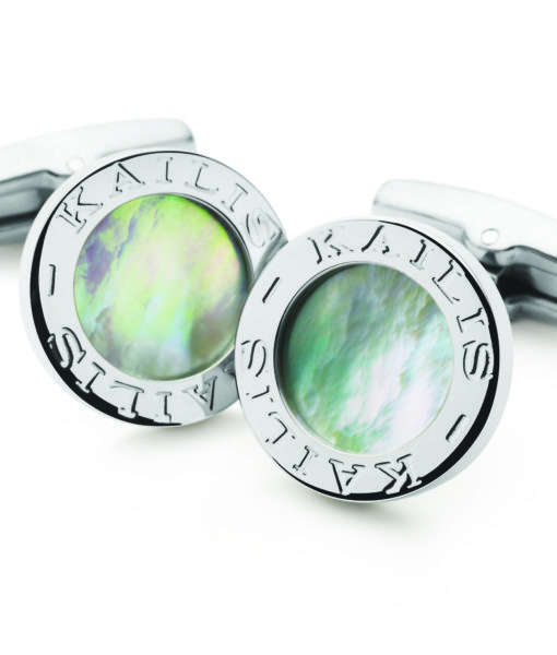 268000_Corporate Gifting_Mother of Pearl Cufflinks